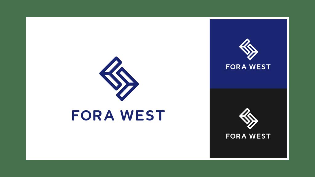 Fora West Logo Showcase