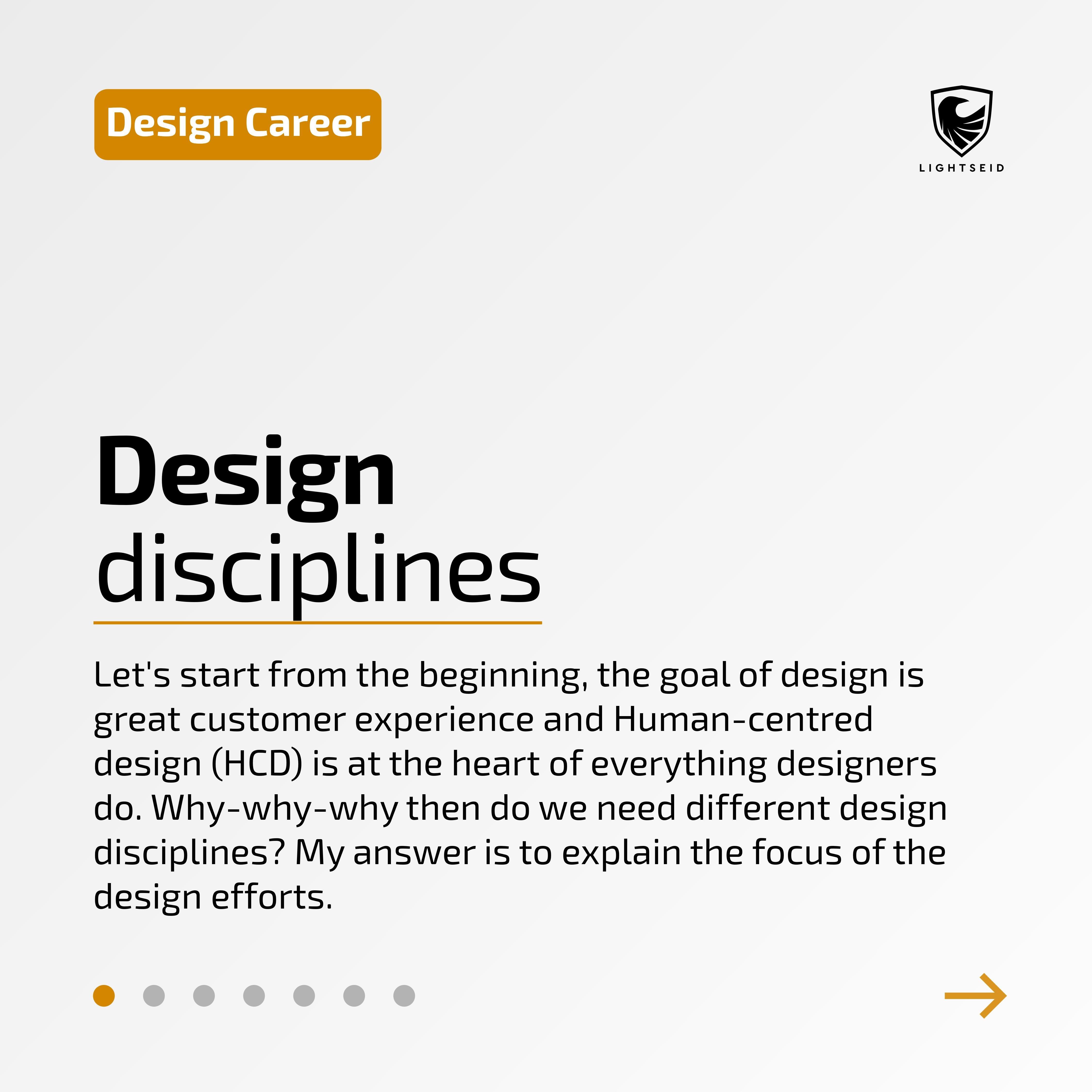 Design Disciples