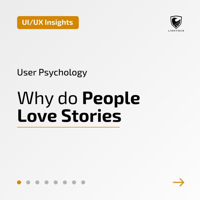Why do People Love Stories