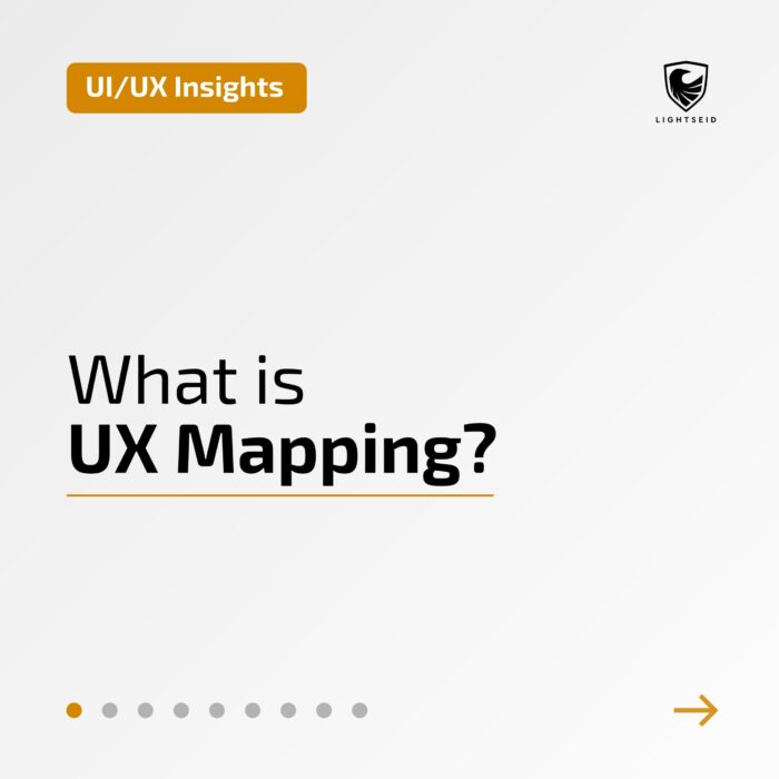 What is UX Mapping
