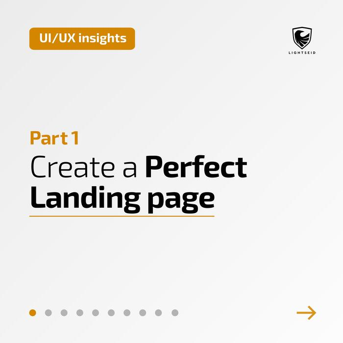 Create a Perfect Landing page