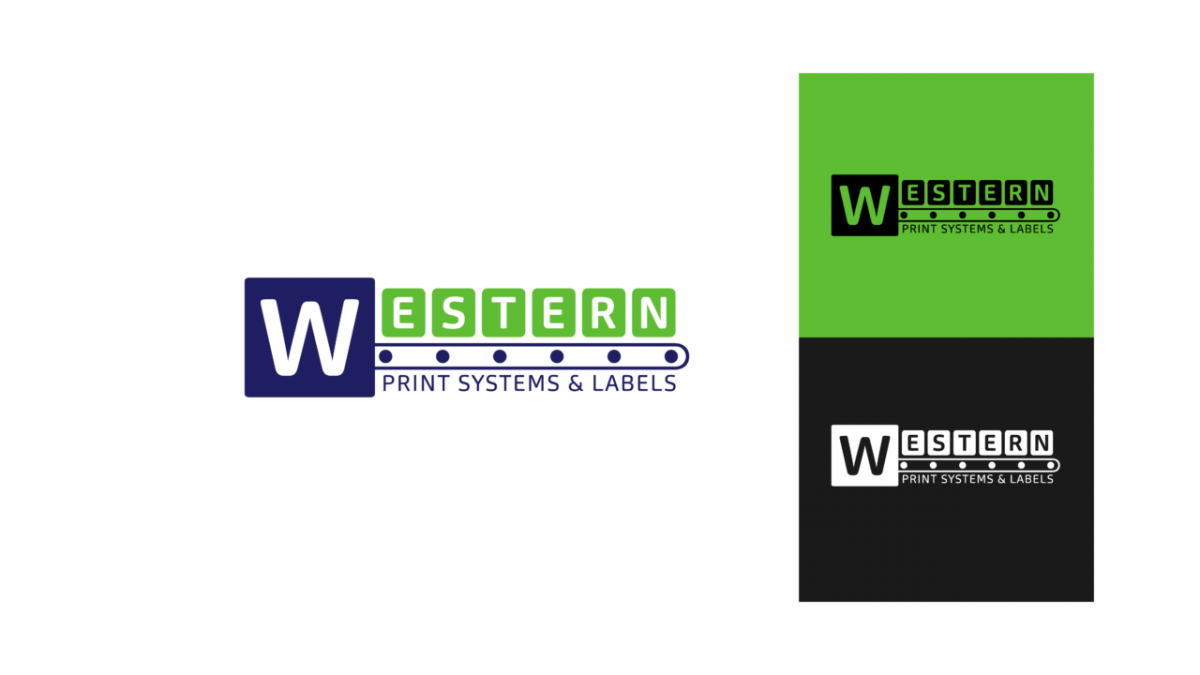 Western Print Systems logo showcase