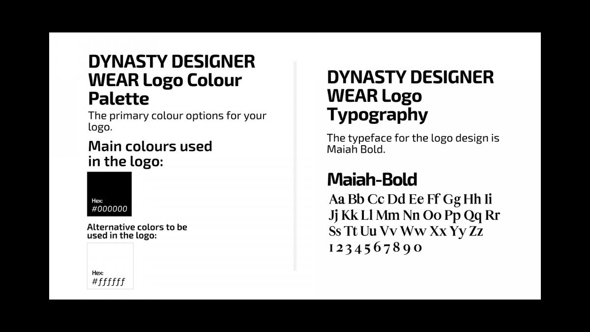 Dynasty-font-colors