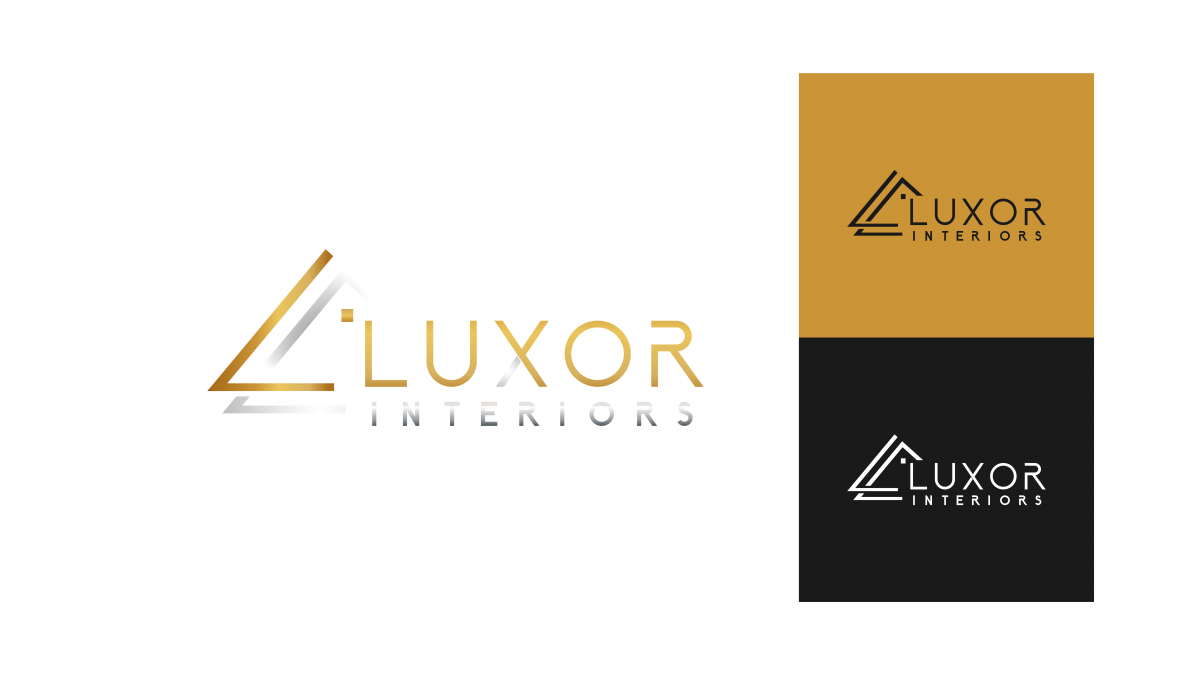 Luxor Interiors  Logo Showcase