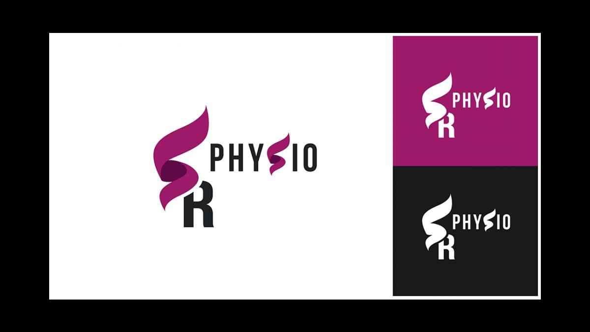 SR Physio logo showcase